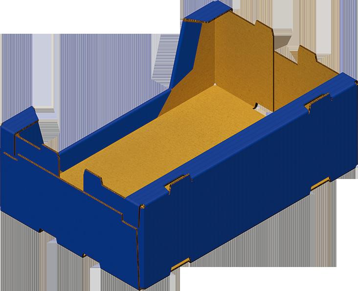 Caisse Carton Sur Mesure Avec Formeuse Barquetteuse MIBOX