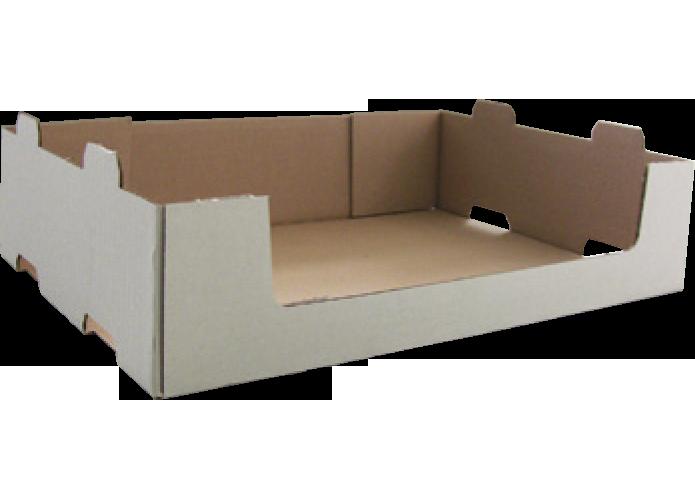 kartonnen doos verlijmd met MIBOX D20
