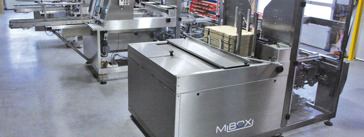 Empileur de cartons MIBOX